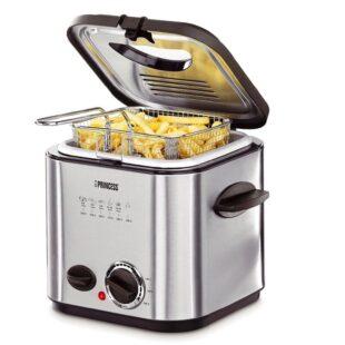 Mini friteuse electrique